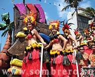 Карнавальная неделя и день всех влюбленных в Мексике