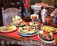 Кухня в день влюбленных в Мексике