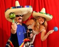 Атрибуты вечеринки в мексиканском стиле