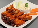 Chicken wings Mexican style